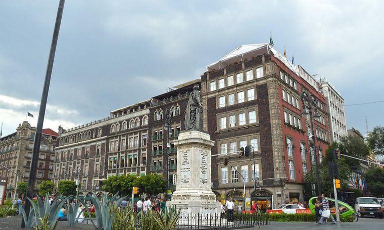 Zocalo Central Hotel Mexico City Accommodation In Mexico